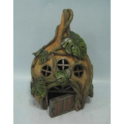 Fairy Garden - House with Three Windows/Vines