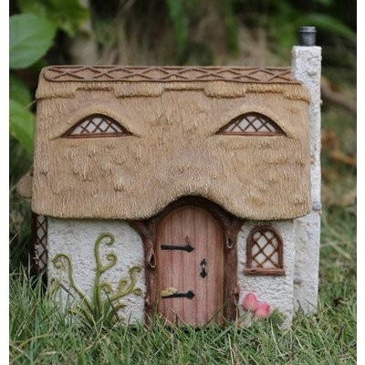 Fairy Garden - Cottage with Thatched Roof