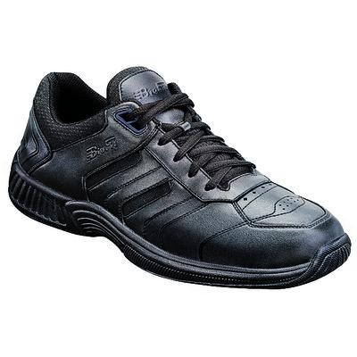 Orthopedic Footwear - Ortho Feet Women's Althletic Pacific Palisades - Black Medium Width Ref 941M