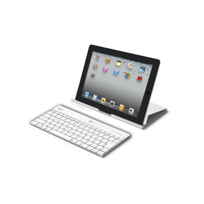 Adesso Compagno Bluetooth Keyboard with Universal Case Stand for iPad mini