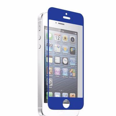 Apple iPhone 5 Nitro Glass Screen Protector - Blue (700358618932)