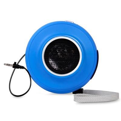 ISOUND1645 GoSound Round Speaker (Blue) (845620016457)