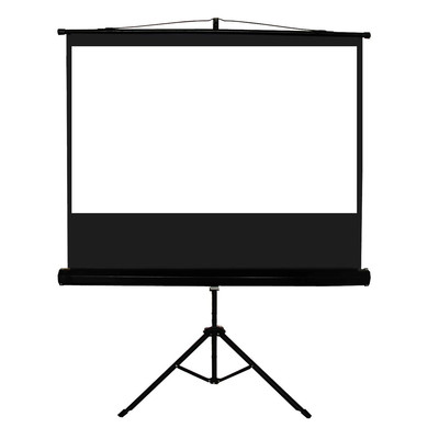 TygerClaw 108 inch Metal Tripod Projector Screen (16:9) (669716344688)