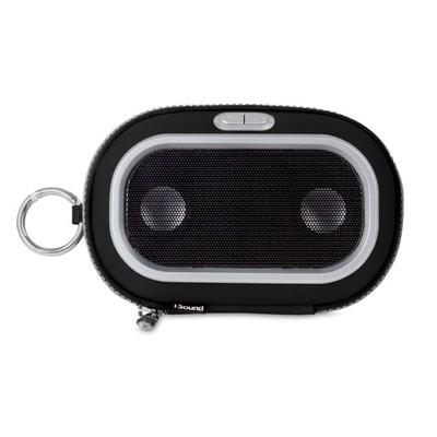 iSound Concert To Go Portable Speaker Case (Black) (845620016716)