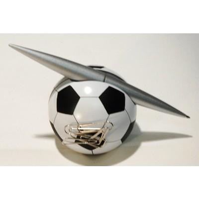 Soccer Pen Holder with Clip Dispenser