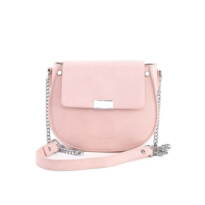 Luxanne Little Drum Pink Small Blingy Side Bag