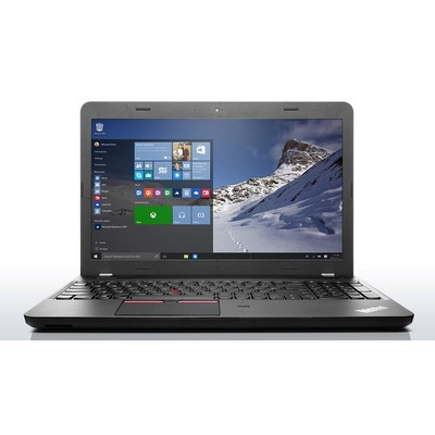 Lenovo ThinkPad E560 - Core i7 6500U / 2.5 GHz - Win 7 Pro 64-bit (20EV002JUS)
