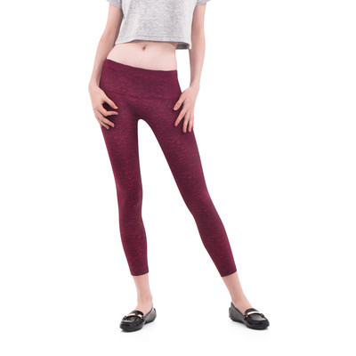 Bluberry Active 3/4 Legging Raspberry