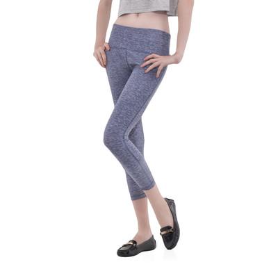 Bluberry Active 3/4 Legging Cobalt Grey