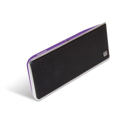 iSound GoSonic Portable Speaker - Purple (845620052325)