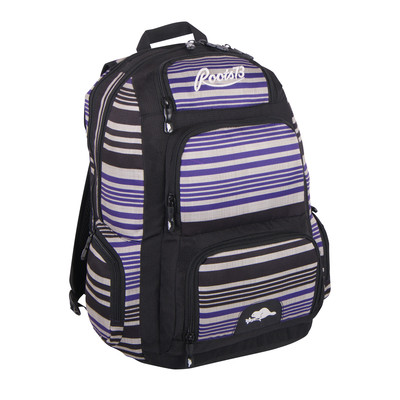 "Roots 73 Backpack with 2 Compartment for Most 15.6"" Laptop and Tablets in the Protective Sleeve"