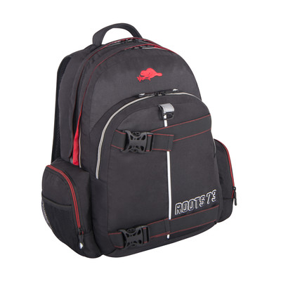 "Roots 73 Backpack with 2 Compartment for Most 15.6"" Laptop and Tablets. Bonus Skateboard Straps"
