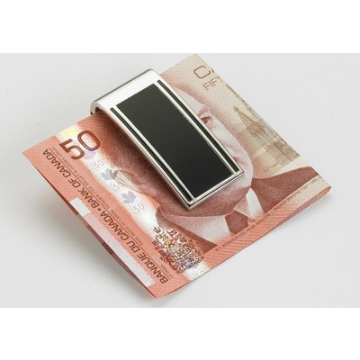 Money Clip - Matt Black