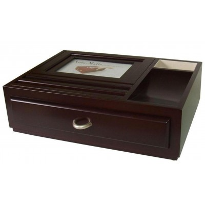 Valet Box with Picture frame