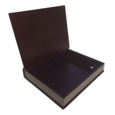 Book-Style Memory Jewelry Box