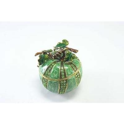 Melon Shaped Jewelry Box