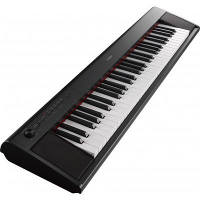 Yamaha Piaggero NP-12 61-Key Portable Keyboard - Black - Yamaha - NP-12