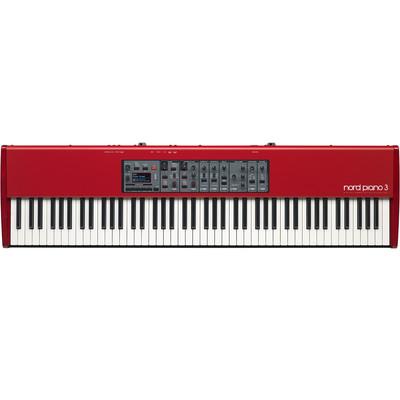 Nord Piano 3 HA88 88-Key Digital Stage Piano - Nord - NORDPIANO3-HA88