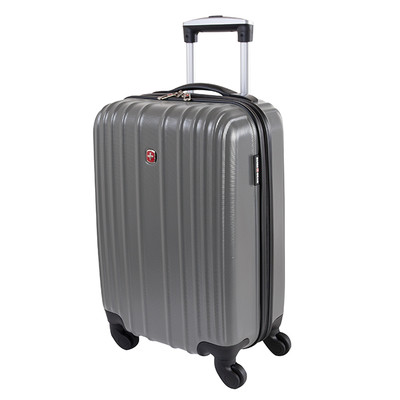 """Swiss Gear Sion Collection 20"""" Hardside Spinner Luggage"""