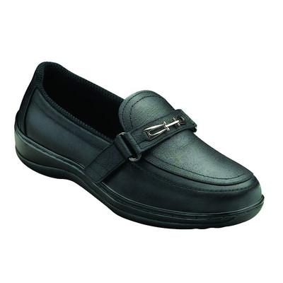 Orthopedic Footwear - Ortho Feet Women's Chelsea Comfort Black