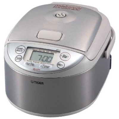Tiger JAY-A55U-CU 3-Cup (Uncooked) Micom Rice Cooker and Warmer