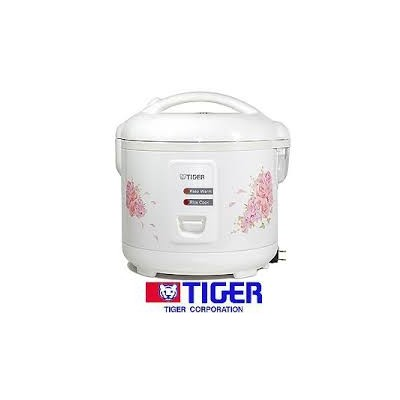 """""""Tiger JAZ-A10U FH Electric Rice Cooker and Steamer, 5.5-Cup"""""""