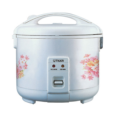 Tiger JNP-1000-FL 5.5-Cup (Uncooked) Rice Cooker and Warmer