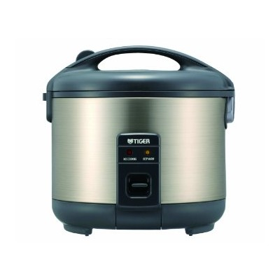 Tiger JNP-S10U-HU 5.5-Cup (Uncooked) Rice Cooker and Warmer