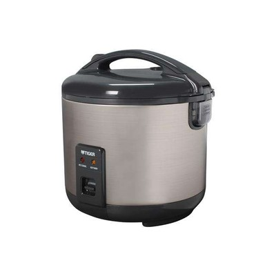 Tiger JNP-S18U-HU 10-Cup (Uncooked) Rice Cooker and Warmer