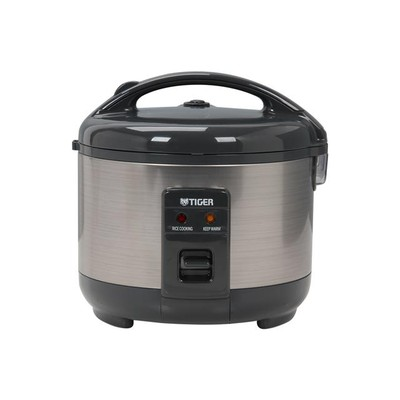 Tiger JNP-S55U-HU 3-Cup (Uncooked) Rice Cooker and Warmer