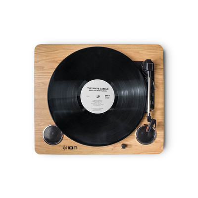 ion Archive LP Digital Conversion Turntable with Built-in Stereo Speakers - Ion - ARCHIVELPXCA