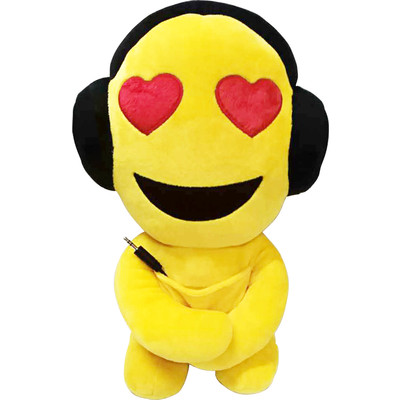 Cute Cuddly Heart Eyes Emoji Speaker Man Speaker (6944892020217)