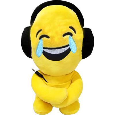 Cute Cuddly Cry for Joy Emoji Speaker Man Speaker (6944892020224)