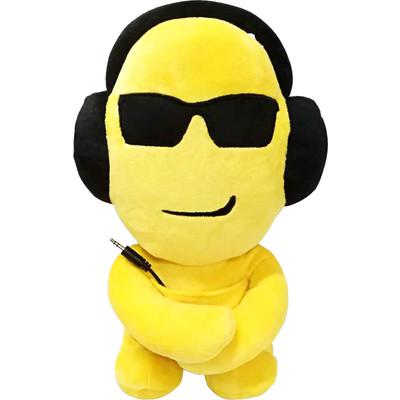 Cute Cuddly Cool Dude Emoji Speaker Man Speaker (6944892020255)