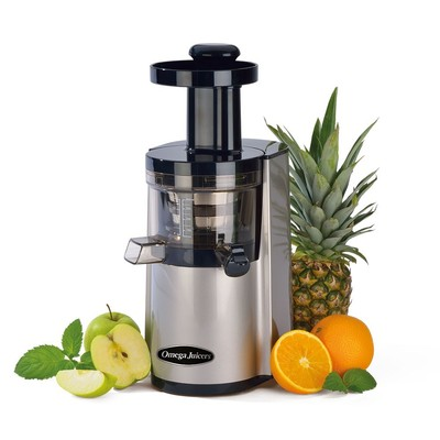 Omega Vertical Juicing System Silver VSJ843RS