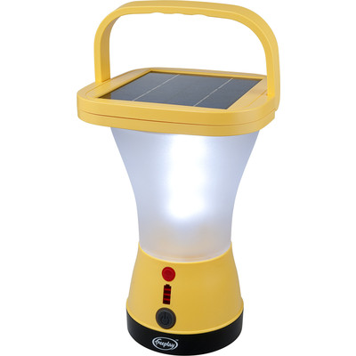 Radiance Solar powered LED lantern with USB Output