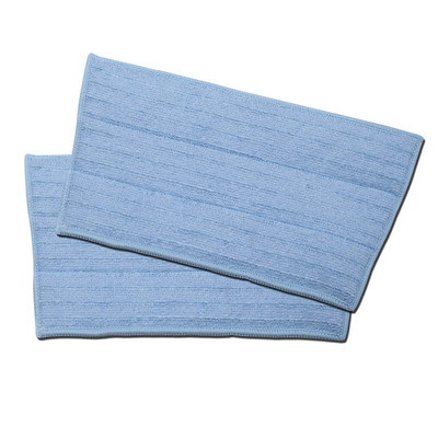 Sienna Dynamo Series Steam Mop Replacement Cloth Pads, 2 Pack