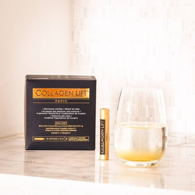 Collagen Lift Paris (28 ampoules - 1 Month Supply)