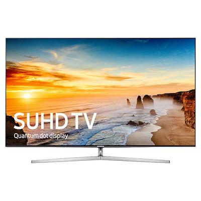 Samsung HDR SUHD 4k Smart TV, QuantumDot Color, Ultra Black (UN75KS9000)