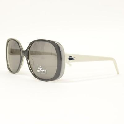 Lacoste L611S Sunglasses in GREY/BEIGE