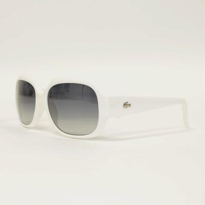 Lacoste L617S Sunglasses in WHITE