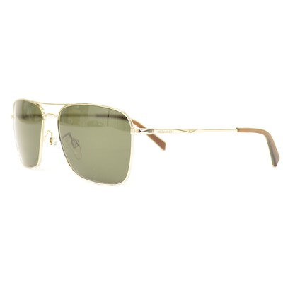 Jil Sander JS117S Sunglasses in GOLD