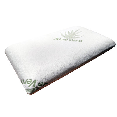 Doctor's Compliments Aloe Vera Memory Foam Pillow, Queen size