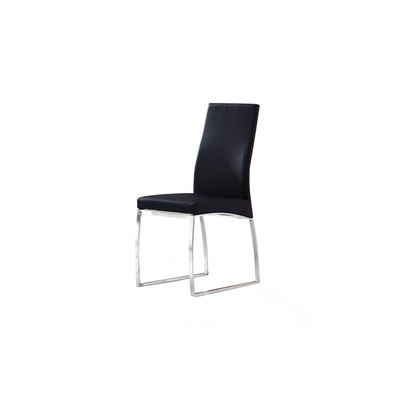 I-Chair (Set of 2)- Available in White and Black