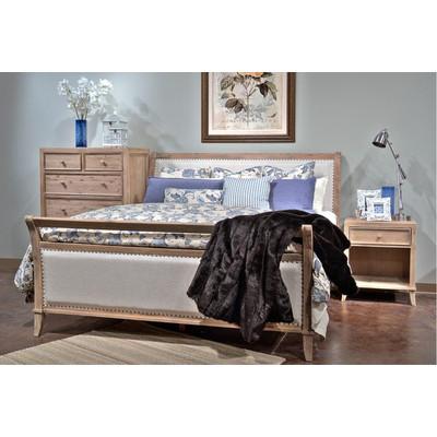 Rose Queen Bed