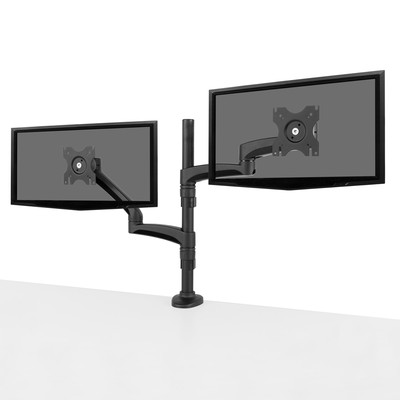 Kanto DM2000 Dual-Monitor Desktop Mount for 13-inch to 27-inch Displays