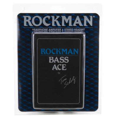 Jim Dunlop Rockman Bass Ace Headphone Amp - Jim Dunlop - ROCK-BA