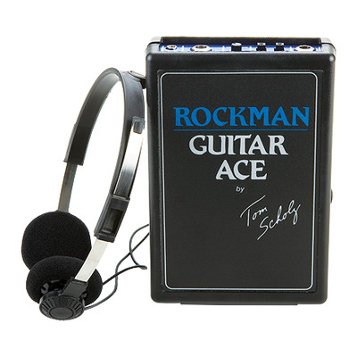 Jim Dunlop Rockman Guitar Ace Headphone Amp - Jim Dunlop - ROCK-GA