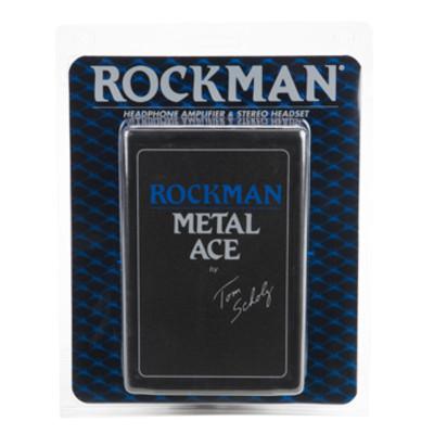 Jim Dunlop Rockman Metal Ace Headphone Amp - Jim Dunlop - ROCK-MA