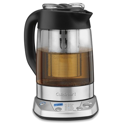 Cuisinart Tea Steeper & Kettle - Programmable
